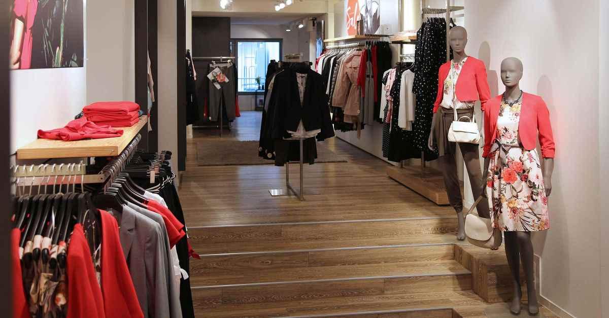 Comma Store Heilbronn - Mode