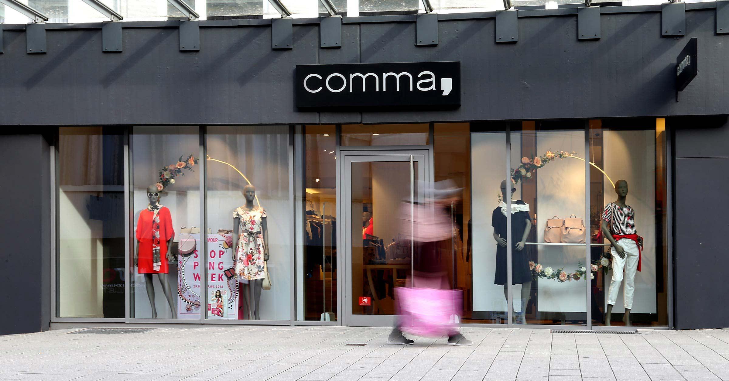 Comma Store Heilbronn - Shopping | Am Wollhaus - Heilbronn