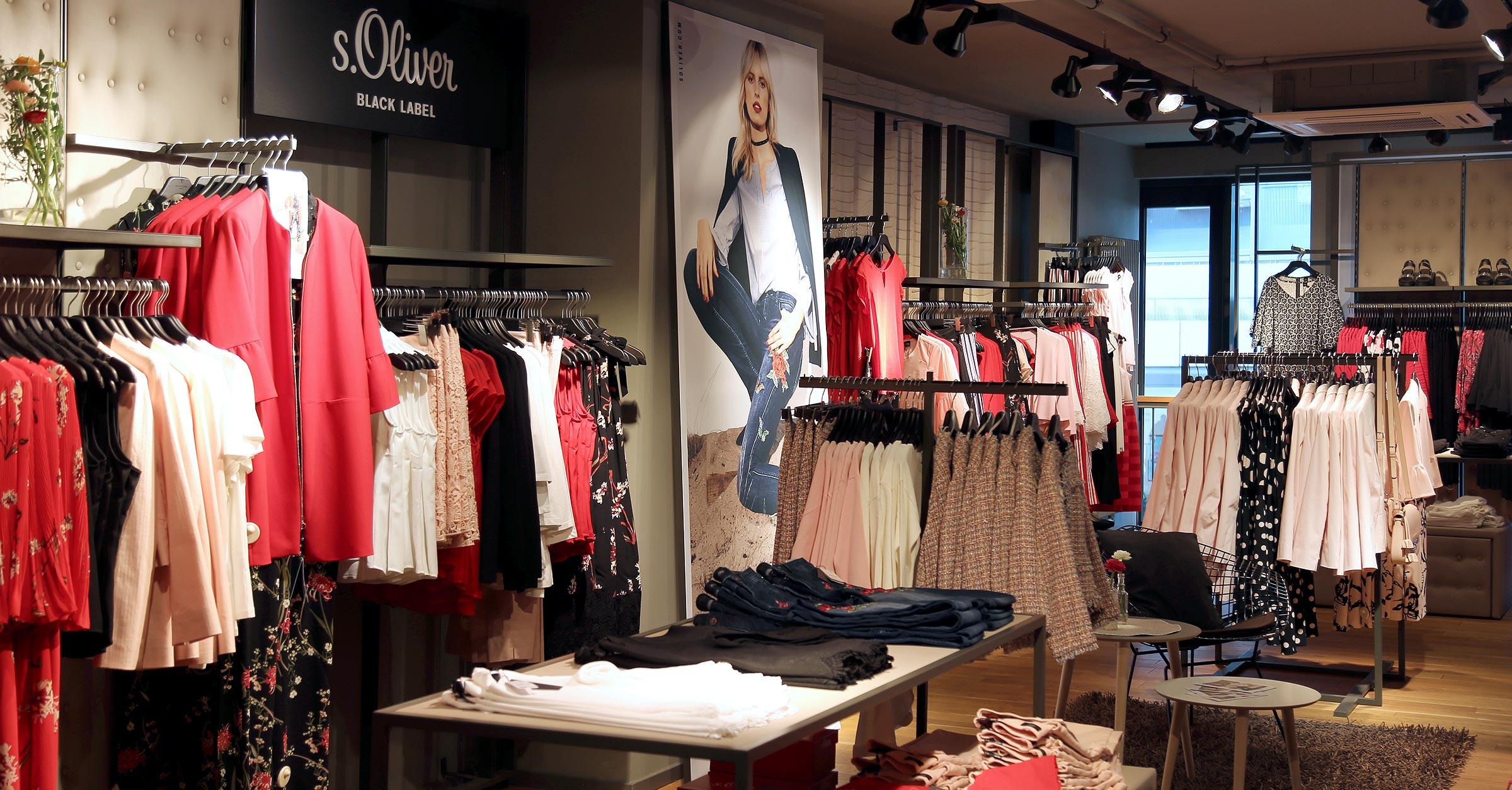 check out 903b6 2d72b s.Oliver Black Label Store Heilbronn - Abendkleid | haeffner ...