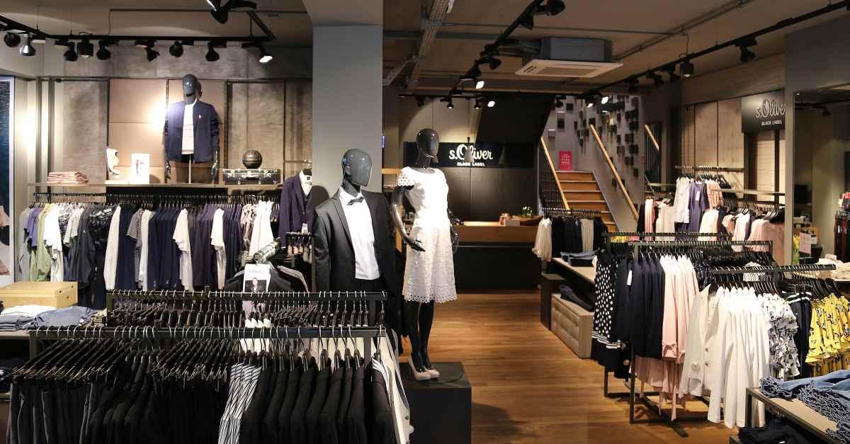 s.Oliver Black Label Store Heilbronn - Abendmode