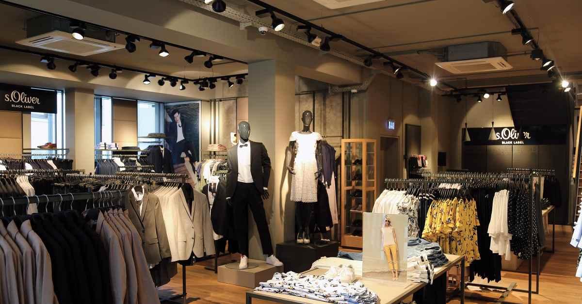 s.Oliver Black Label Store Heilbronn - Anzug