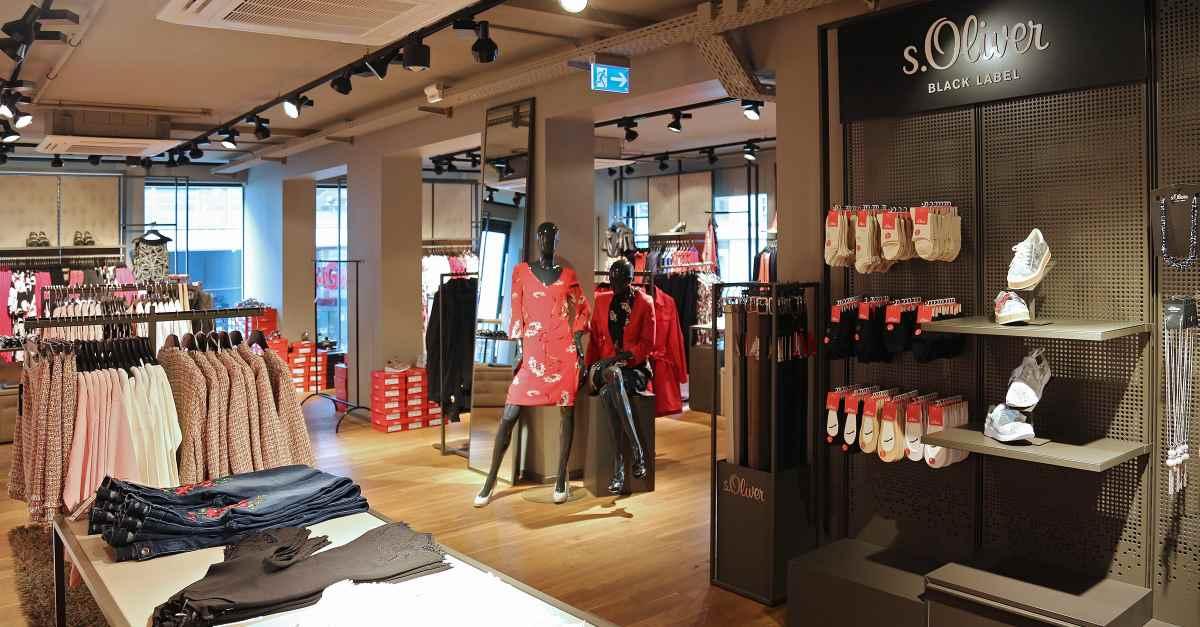s.Oliver Black Label Store Heilbronn - Sneaker