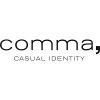 comma casual identity Store Heilbronn - Logo