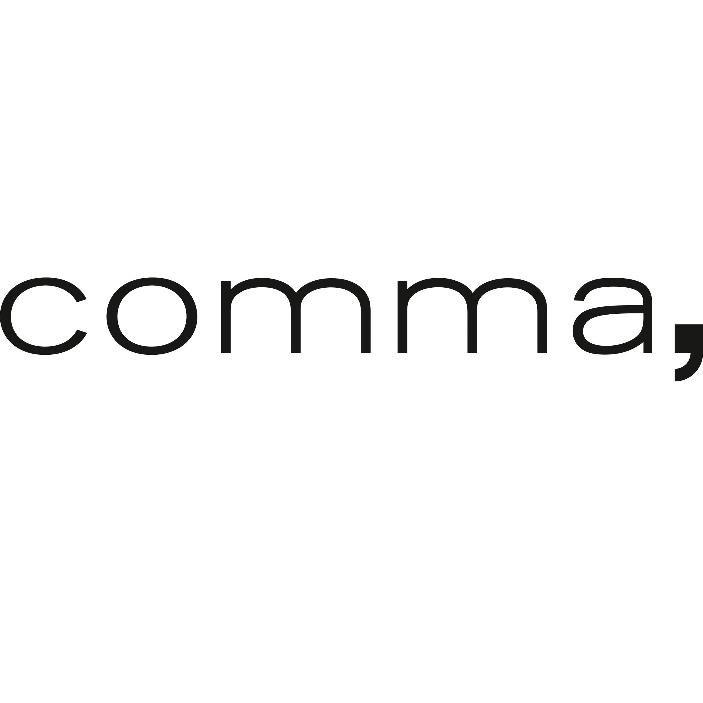 comma Store Heilbronn - Logo