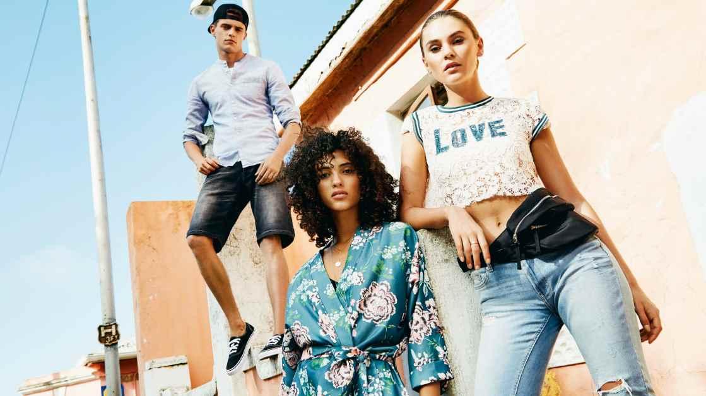 Q/S designed by Heilbronn & Ludwigsburg - Hosen Shirts Jeans