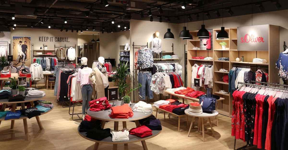 s.Oliver Store Heilbronn - Damenmode