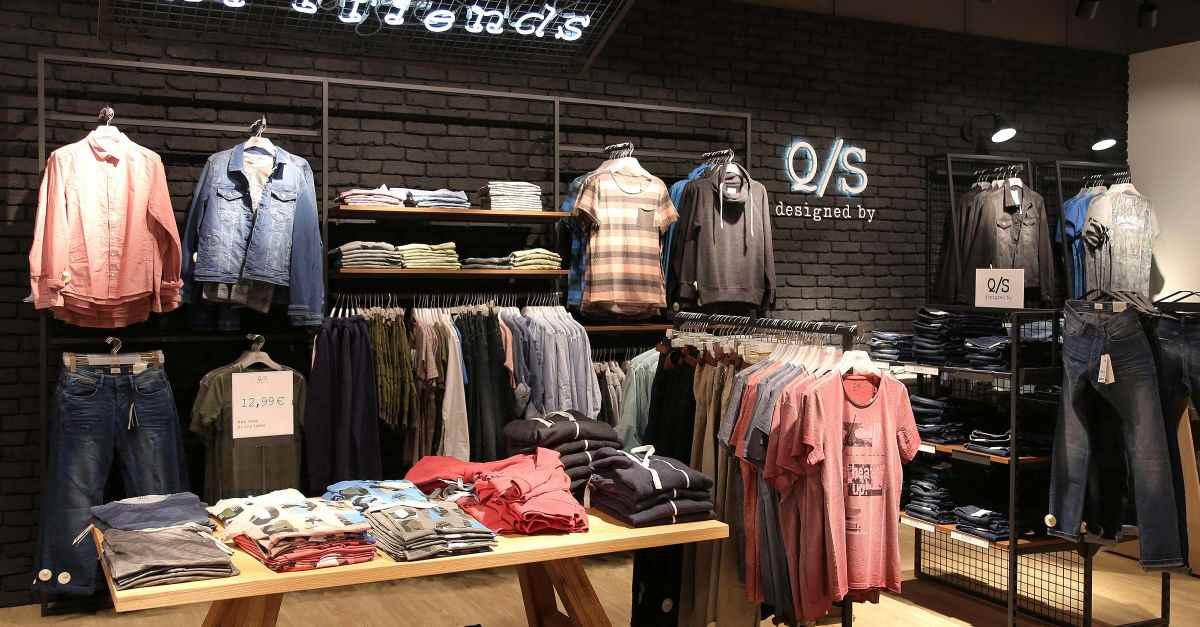 s.Oliver Store Heilbronn - Q/S designed by