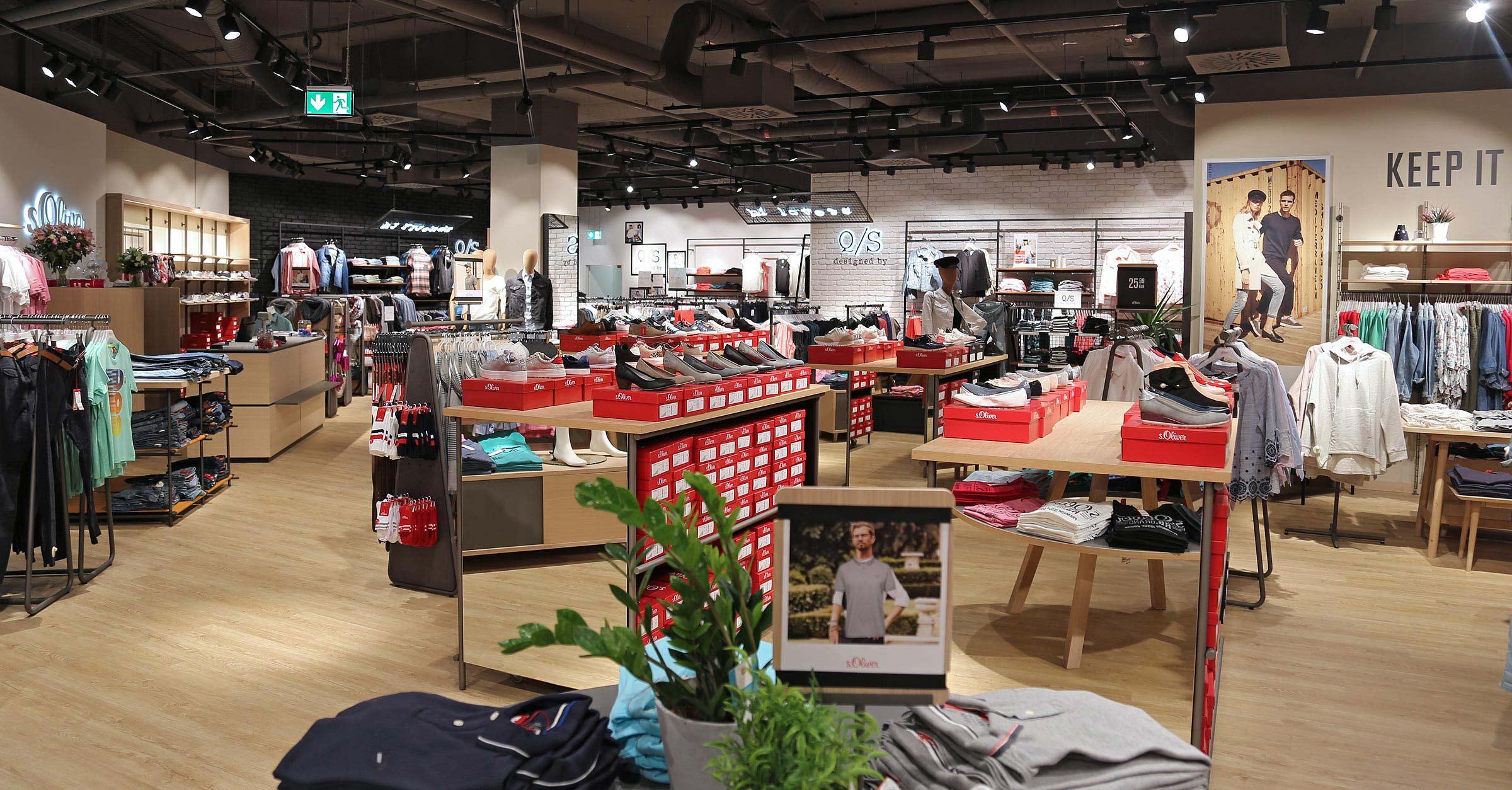 s.Oliver Store Heilbronn - Red Label