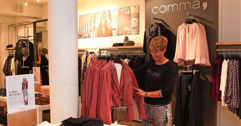 Haeffner Modepartner - 5 Jahre Comma Store Heilbronn